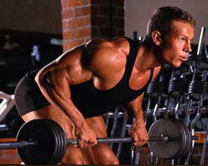 Упражнения для мышц красивой спины