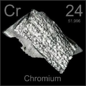 Хром - металл