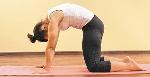 упражнения йоги для похудения живота